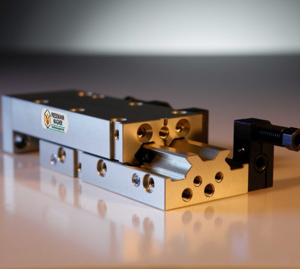 Linear Unit LSK-4-SK-75-K-0-0-P stop system sideways