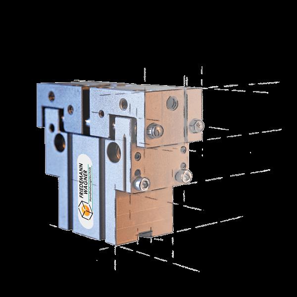 Nach wie vor lieferbar! Parallelgreifer PGM von Friedemann Wagner GmbH