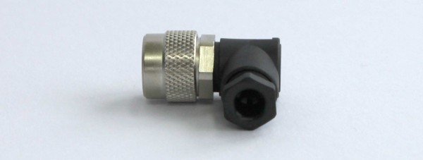 Buchse 8-pol. M9x0,5 winklig BUC-8-W-9