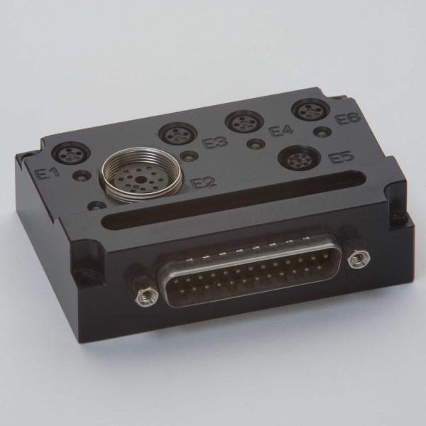 Steckerleiste STL-8-E43-E18-E112-A25