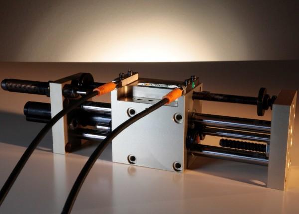 Linear Unit LE-6-N-300-H-0-0-P with damper