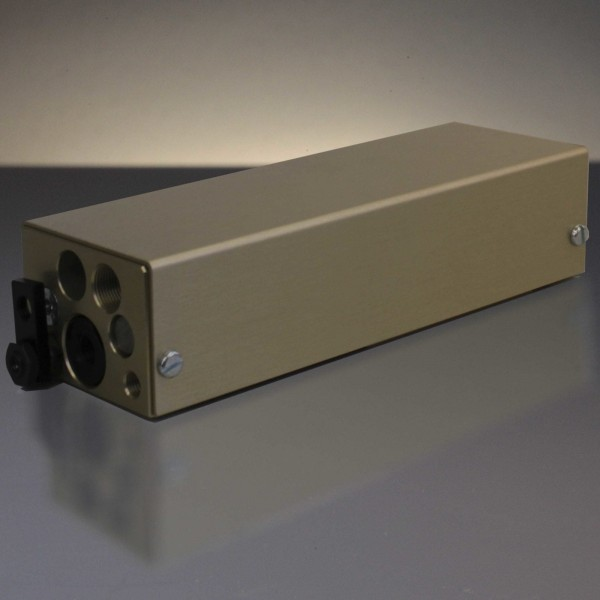 Linear Unit LEK-6-KA-55-H-0-0-P with cover and dampers
