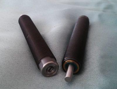 2 neue Varianten des einstellbaren, hydraulischen Stoßdämpfers STD-14