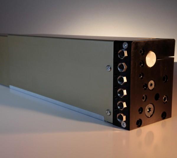 Lineareinheit LEN-6-I-400-H-6-6-P m hydr. Dämpfung