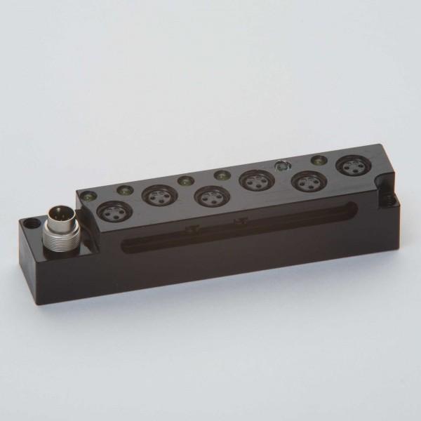 Multiway connector STL-8-E63-A8